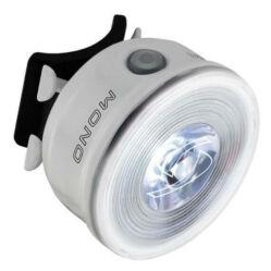 Sigma Micro első villogó LED lámpa, ezüst