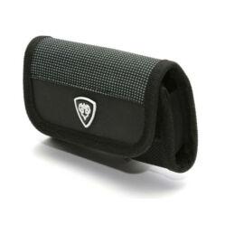 T-One kormányra szerelhető táska, 110x80 mm, fekete