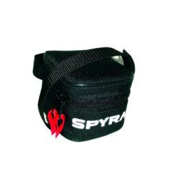 Spyral Basic Nyeregtáska, fekete