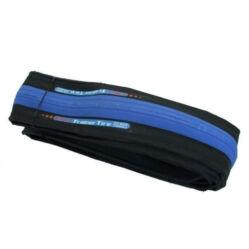 Tacx T1390 622-23 (700x23C) országúti külső gumi görgőzéshez, kevlárperemes, kék