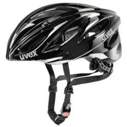 Uvex Boss Race országúti bukósisak, 55-60 cm, fekete