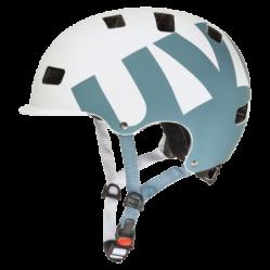 Uvex HLMT 5 Bike Pro dirt bukósisak, 55-58 cm, gyöngyház fehér