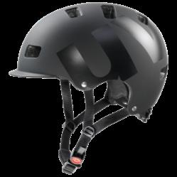 Uvex HLMT 5 Bike Pro dirt bukósisak, 58-61 cm, matt fekete