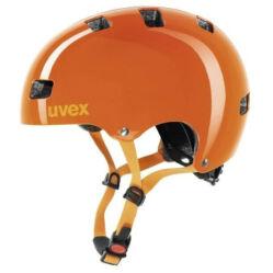 Uvex HLMT 5 Bike dirt bukósisak, 58-61 cm, narancs