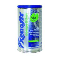 Xenofit Competition izotóniás italpor, 672g (8 liter), zöldalma ízű