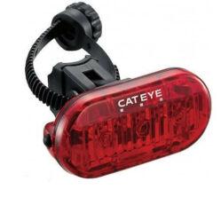 Cateye Omni 3 TL-LD135-R elemes hátsó lámpa, 3 LED-es