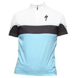 Specialized Pro Line női mez, kék-fekete-fehér, S-es