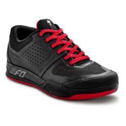 Specialized 2FO SPD MTB kerékpáros cipő, fekete-piros, 42-es
