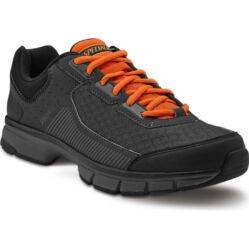 Specialized Cadet SPD MTB kerékpáros cipő, fekete-narancs, 39-es