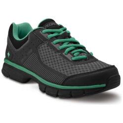 Specialized Cadet SPD MTB kerékpáros cipő, fekete-zöld, 37-es