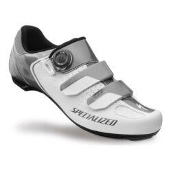 Specialized Comp Road országúti kerékpáros cipő, fehér-titán, 42-es