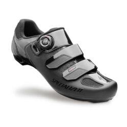 Specialized Audax Road országúti kerékpáros cipő, fekete, 41,5-es