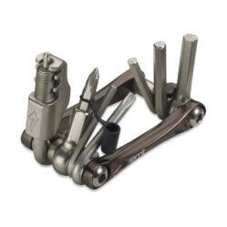 Specialized EMT MTB 8 funkciós marokszerszám, alumínium, bronz színű