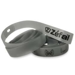 Zefal Soft PVC 700C (622x16 mm) nagynyomású tömlővédő felniszalag, párban, szürke