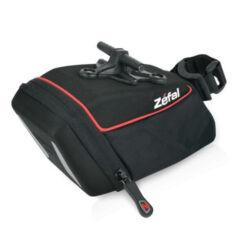 Zefal Iron Pack L TF nyeregtáska, 1L, fekete