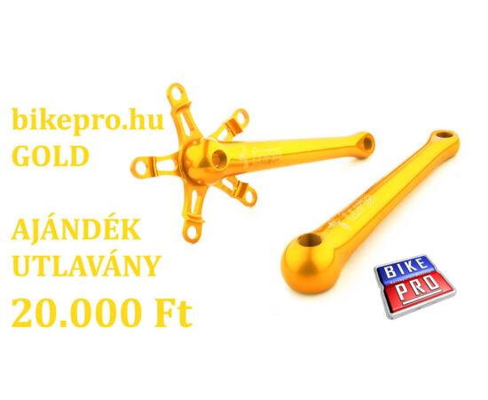 bikepro.hu GOLD ajándék utalvány