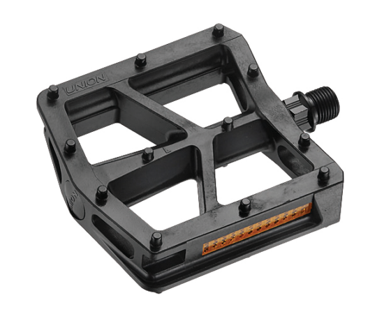 Union SP-420 műanyag platform pedál, fekete
