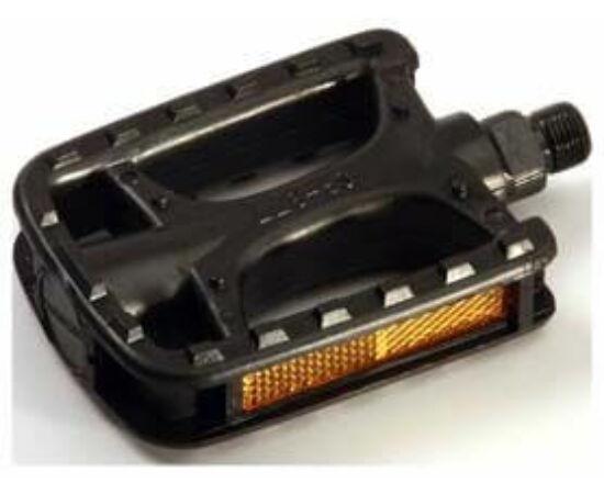 Union SP-872N műanyag keretes pedál, fekete