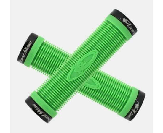 Lizard Skins Charger bilincses markolat, 130 mm, zöld, fekete bilinccsel