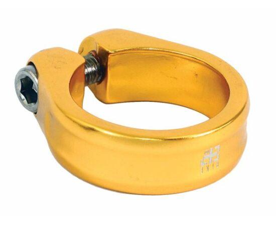 Bike Positive Tight  csavaros nyeregcső bilincs, 31,8 mm, arany színű
