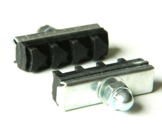 Velotech klasszikus csavaros fékpofa patkófékhez, 40 mm