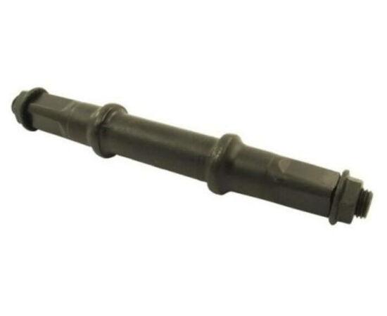 Neco 3U négyszögtengelyes középcsapágy tengely 127,5 mm (35-52-40,5)