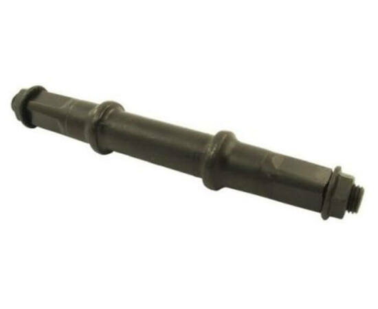 Neco 7U négyszögtengelyes középcsapágy tengely 129 mm (35-55-39)