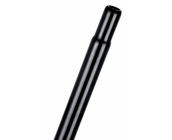 Zoom fej nélküli acél nyeregcső, 25,4 x 300 mm, fekete
