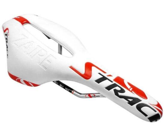 Sierra S-Trace Zaire nyereg 285 x 136 mm , Fehér - Piros