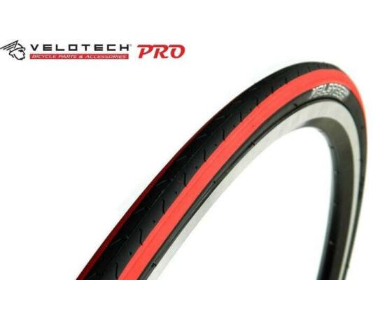 Velotech Pro Speed külső gumi 622-23 (700x23c) piros
