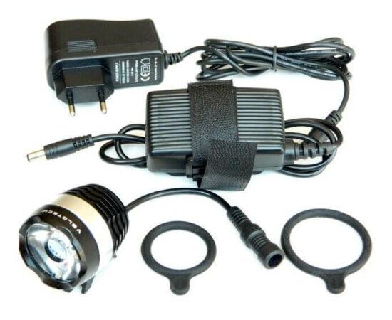 Velotech Ultra 500 Lumen LED-es első lámpa