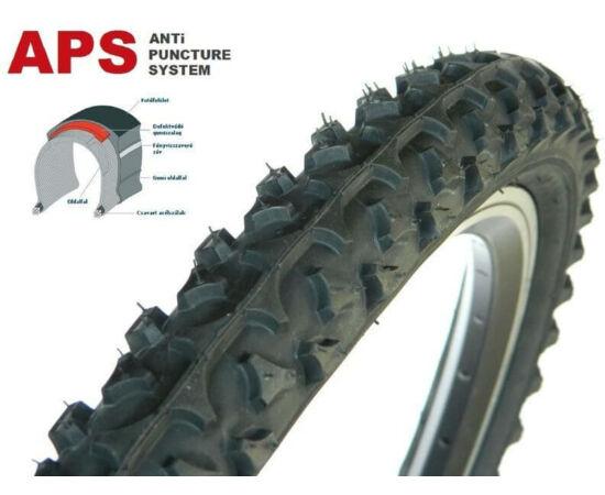 Deestone D833 20 x 1,75 (49-406) külső gumi, defektvédett (APS), reflexcsíkos