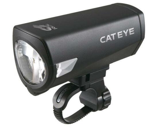 Cateye Econom HL-EL540G első lámpa, 1 LED-es, elemes