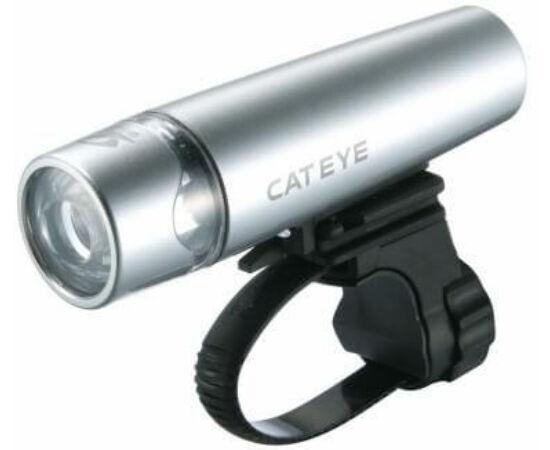 Cateye HL-EL010 Uno első lámpa 2 funkció/1 LED ezüst