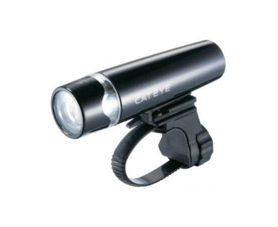 Cateye HL-EL010 Uno első lámpa 2 funkció/1 LED fekete