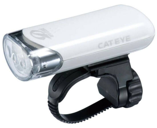 Cateye HL-EL135 első lámpa 2 funkció/3 LED 120cd fehér