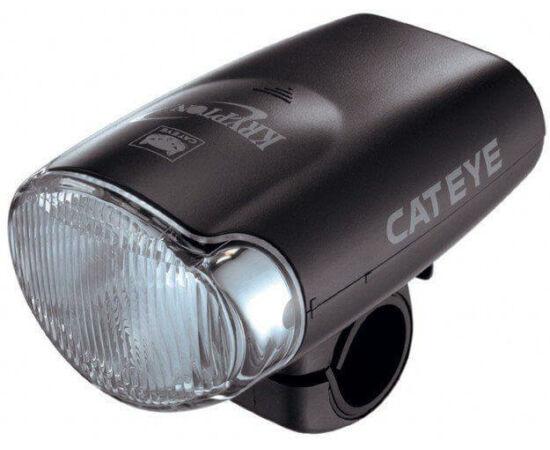 Cateye HL-HL350 első lámpa normál izzó fekete
