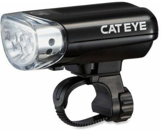Cateye Jido HL-AU230 első lámpa, 5 LED-es, alkonykapcsolós