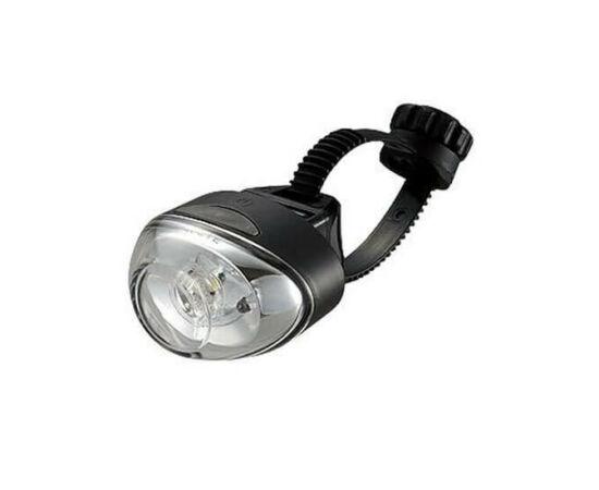 Cateye TL-LD611 Rapid 1 első lámpa 1 LED/4 funkció usb-s akkus