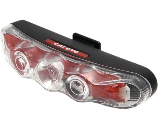 Cateye Rapid 5 TL-LD650-R hátsó lámpa 4 funkció 5 LED