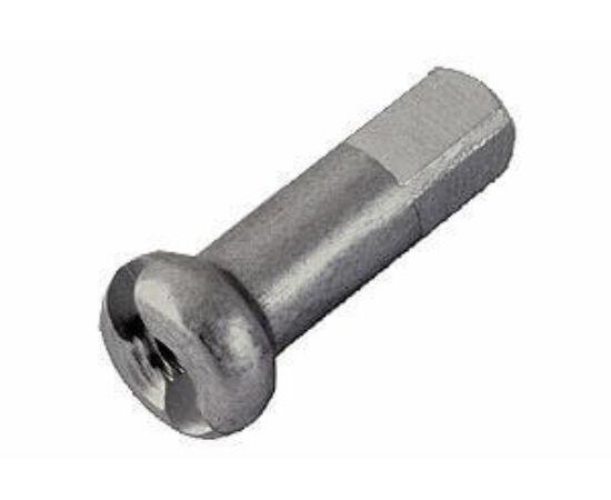 DT Swiss Light alumínium küllőanya, 12 x 2,0 mm, ezüst színű