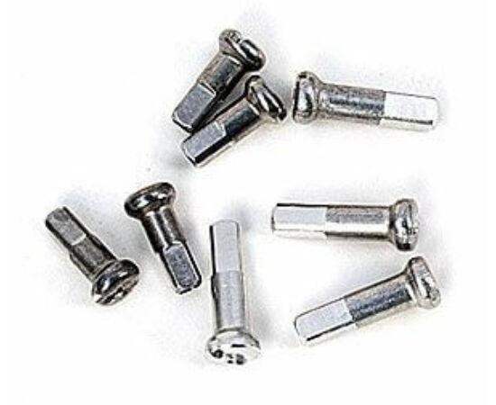 DT Swiss Nikkel küllőanya 2 x 16 mm ezüst