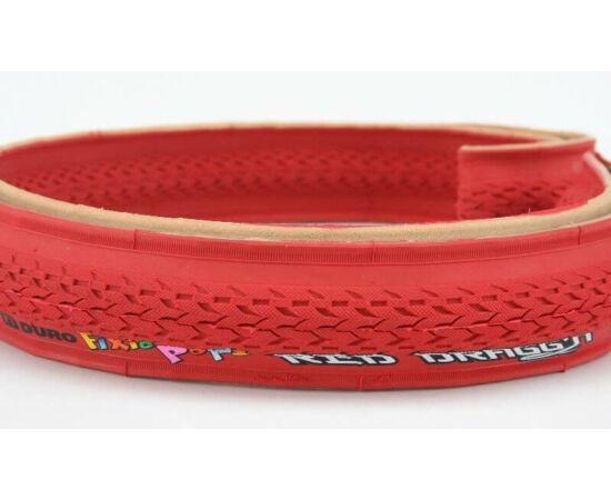 Duro FixiePop DB7070 külső gumi 700X24C kevláros piros
