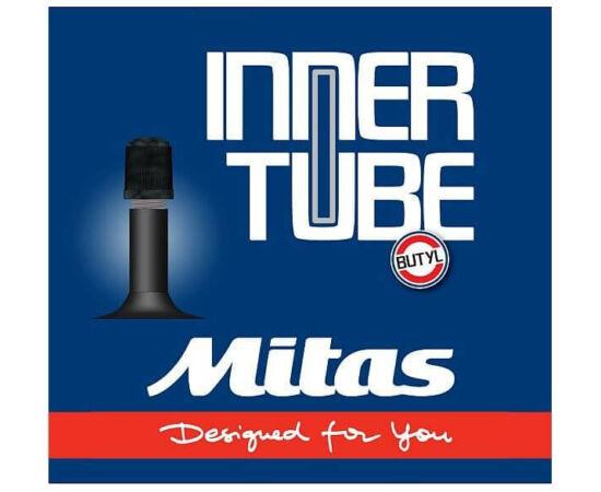 Mitas (Rubena) 27 x 1 1/4 (25/37-609/630) retró belső gumi AV48 (48 mm hosszú szeleppel, autós)