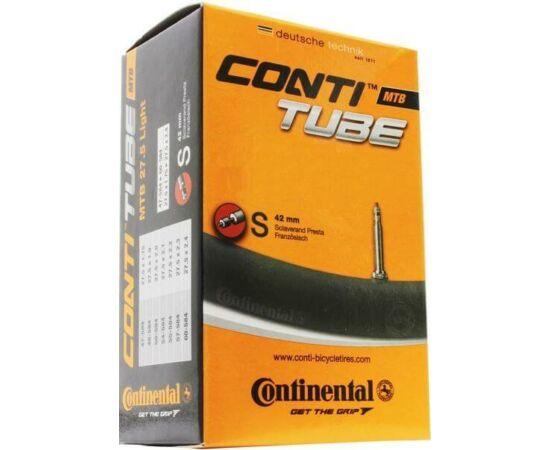 Continental Race 622 x 18/25 (700c) dobozos országúti belső gumi 42 mm hosszú szeleppel, presta