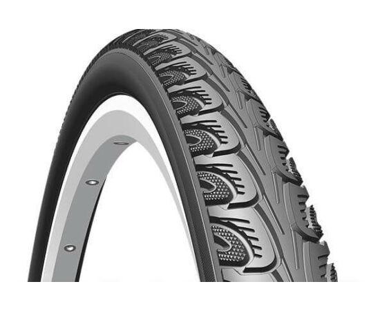 Rubena Hook V69 27 x 1 1/4 (32-630) külső gumi, 22TPI,  defektvédett (APS), reflexcsíkos, 600g