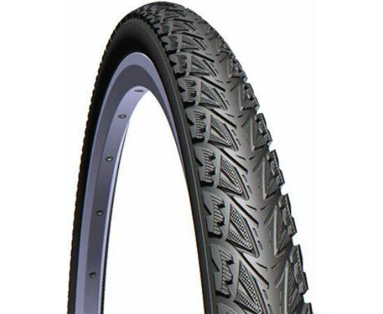 Rubena Sepia V71 622-42 (700x40c) külső gumi, defektvédett (APS), reflexcsíkos 22TPI, 780g
