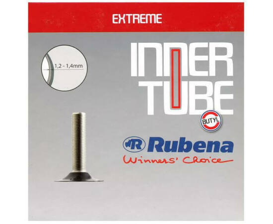 Rubena DH belső gumi autó szeleppel 26 x 2,1-3,0