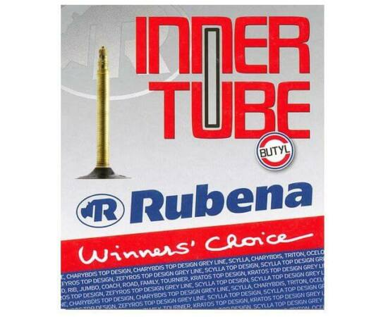 Rubena 27,5 x 2,1-2,5 (54/62-584/597) 650B MTB belső gumi 47 mm hosszú szeleppel, presta