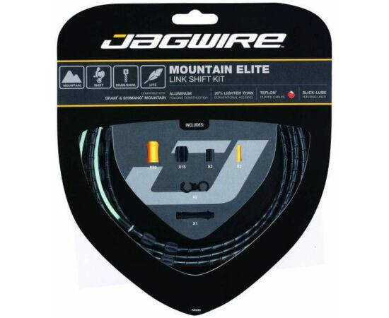 Jagwire Mountain Elite MTB fékbowden készlet, fekete